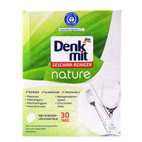 Таблетки для посудомийки Denkmit Nature, 30 шт.