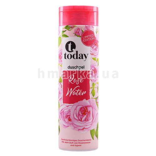 Фото Гель для душу Today Rose Water, 300 мл № 1