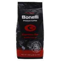 Кава в зернах Bonelli Espresso Bar Qualita Intenso, 1000 г