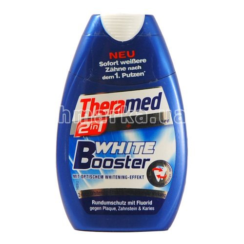 "Фото Зубна паста Theramed ""White Booster"", 75 мл № 1"