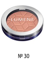Румяна LUMENE TOUCH OF RADIANCE № 30 бежевый, 4 г