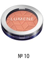 Румяна LUMENE TOUCH OF RADIANCE № 10 коралловый, 4 г