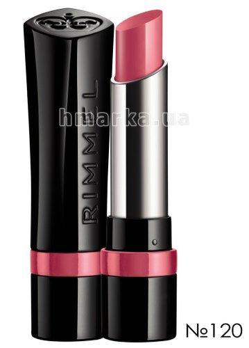 "Фото Помада для губ RIMMEL ""THE ONLY 1"", № 120 You're All Mine, 3.4 г № 1"