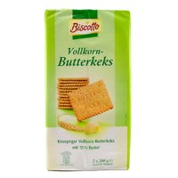 "Печиво  Biscotto ""Vollkorn-Butterkeks"" , 400 г"