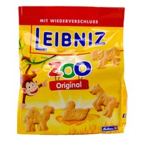 "Печенье Leibniz ""ZOO Original"", 125 г"