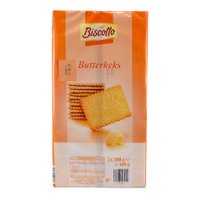 "Печиво  Biscotto ""Butterkeks"" , 400 г"